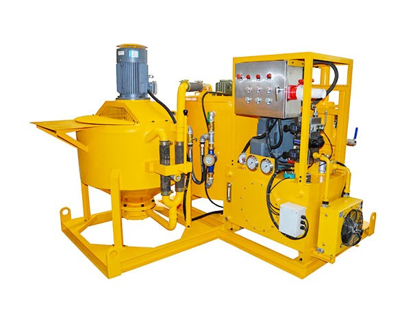 WGP400/700/80PL-E Grout Station/Plant