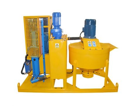 WGP300/300/75 PI-E Grout Station/Plant