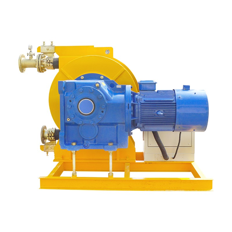 WH100-915B Superhigh pressure hose pump
