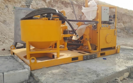 Colloidal Grout Mixer Application in Australia