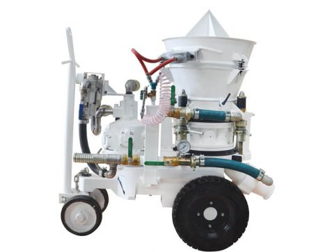 WZ-3AR refractory gunite machine