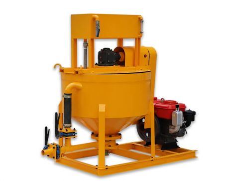 WM400D high speed grout mixer