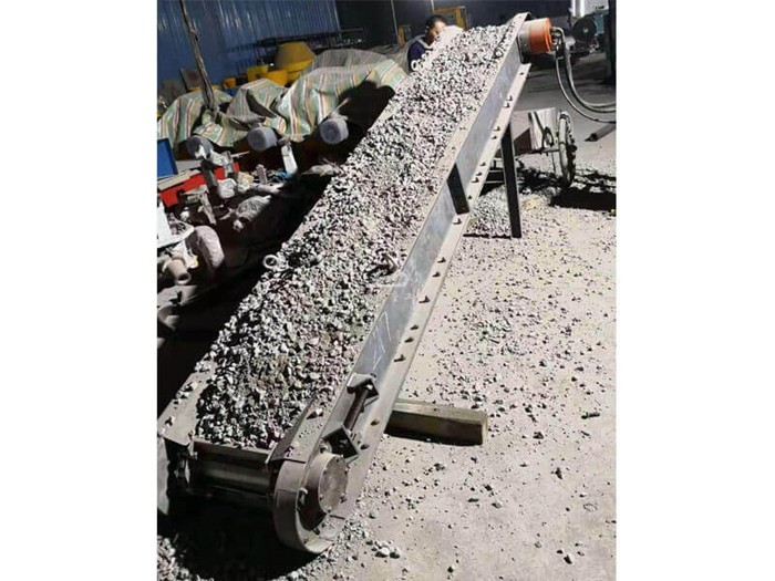 Scraper Conveyor Application