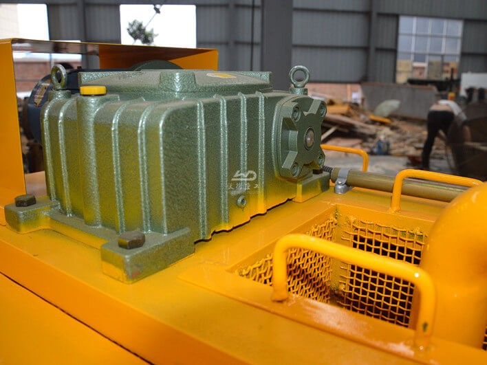 details of cement grout mixer